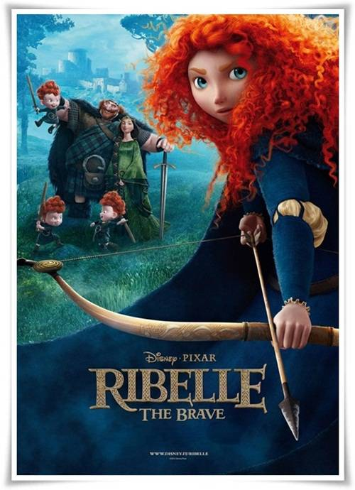 Brave (2012) Full Movies Watch Online Free Download