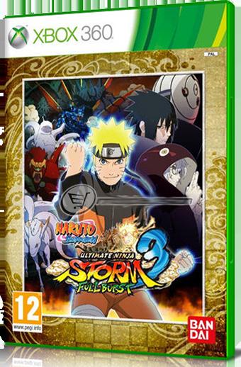 [XBOX360] Naruto Shippuden: Ultimate Ninja Storm 3 - Full Burst - SUB ITA