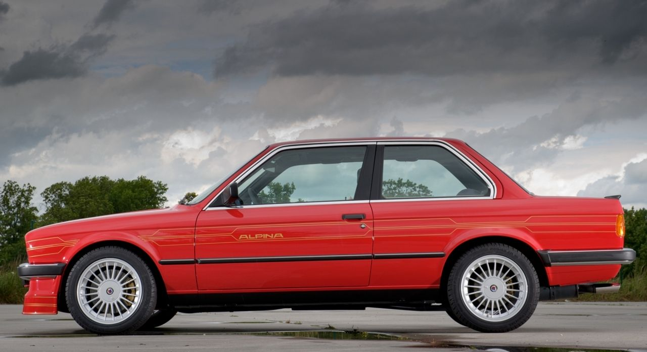 Bmw E30 C2 2 7 By Alpina Only Cars And Cars