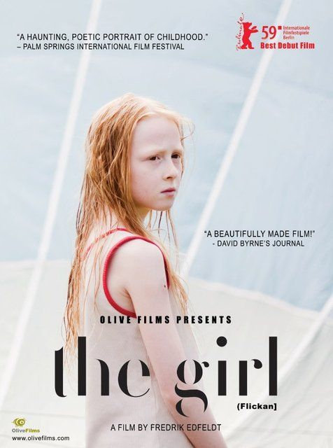 pl1blb Fredrik Edfeldt   Flickan aka The Girl (2009) (DVD)