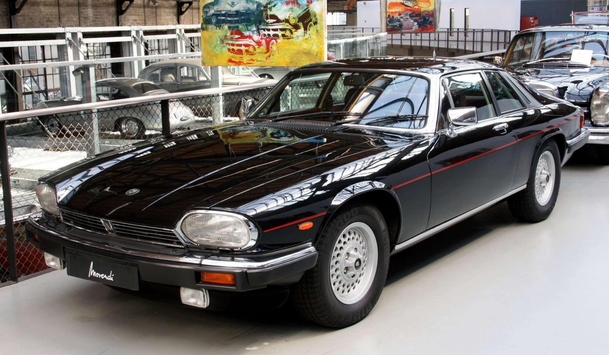 Jaguar XJS V12 5,3