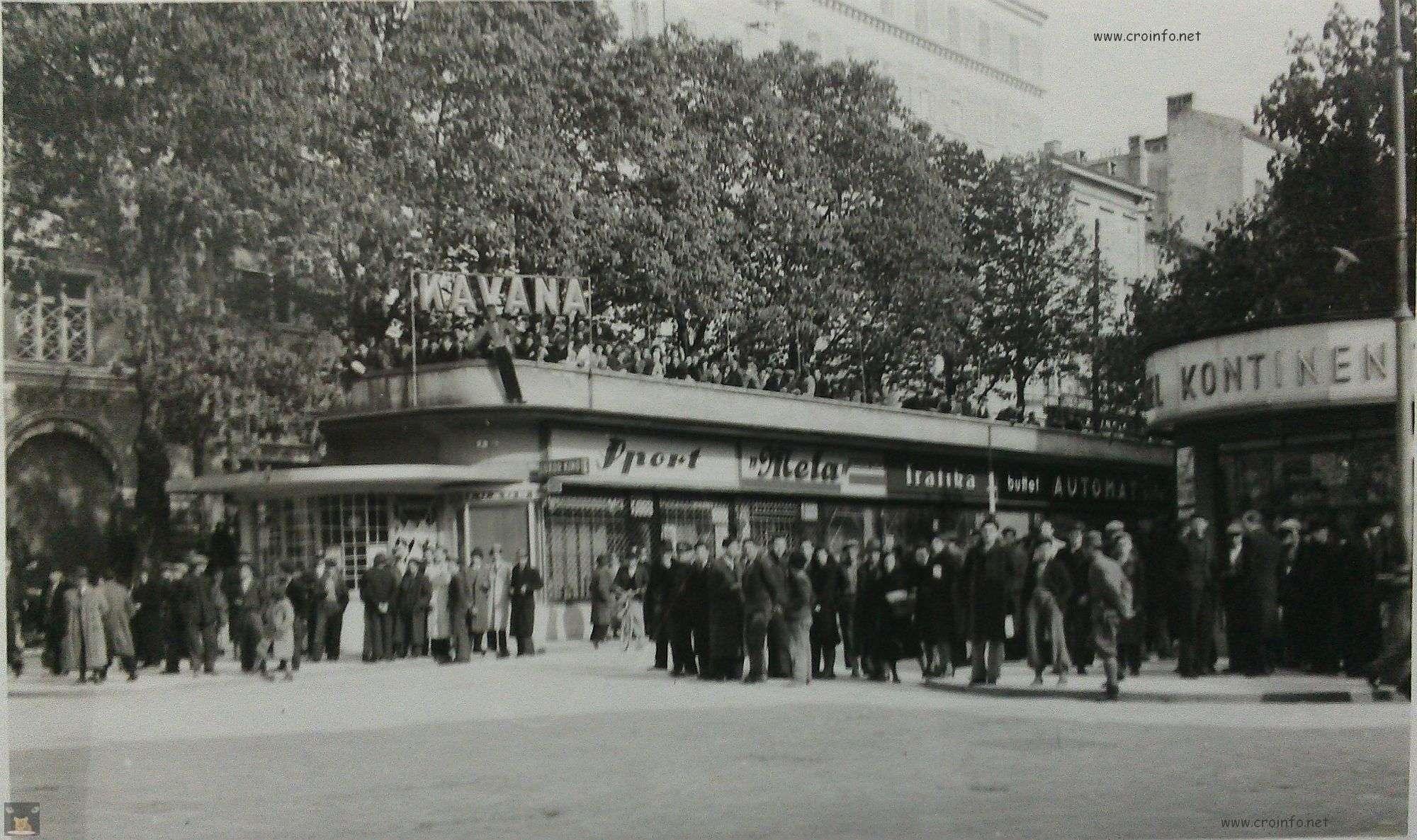 sušačani čekaju okupaciju 1941
