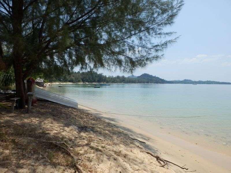 Aow Pai auf Koh Phayam