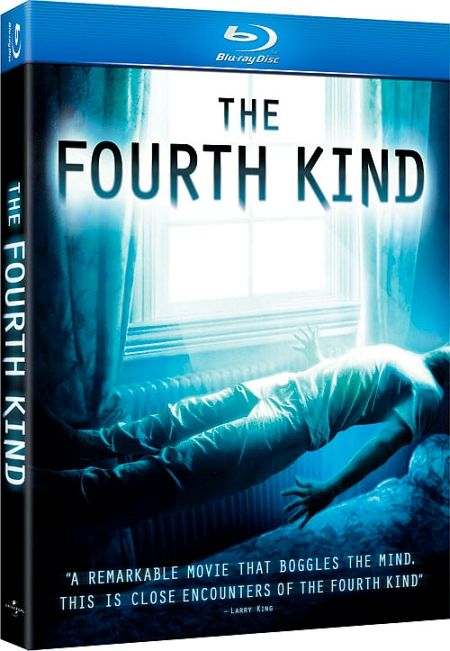 4-asis lygmuo / The Fourth Kind