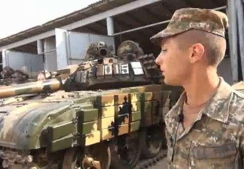 Фотографии армии нагорного карабаха