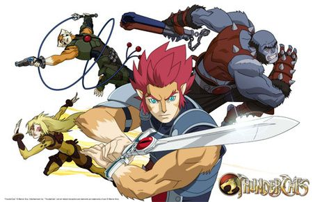 Thundercats Cartoon on First Picture Of The New Thundercats Cartoon   The Asylum   Page 6