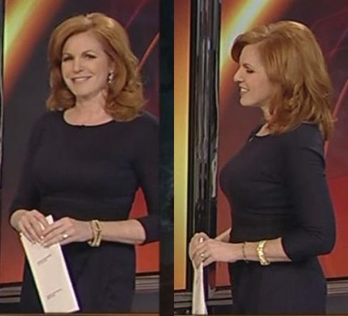 Liz Claman hot
