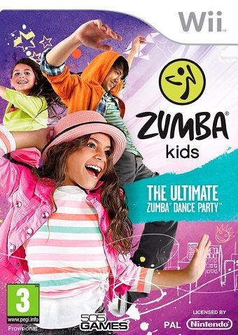 [WII] Zumba Kids - The Ultimative Zumba Dance Party - SUB ITA