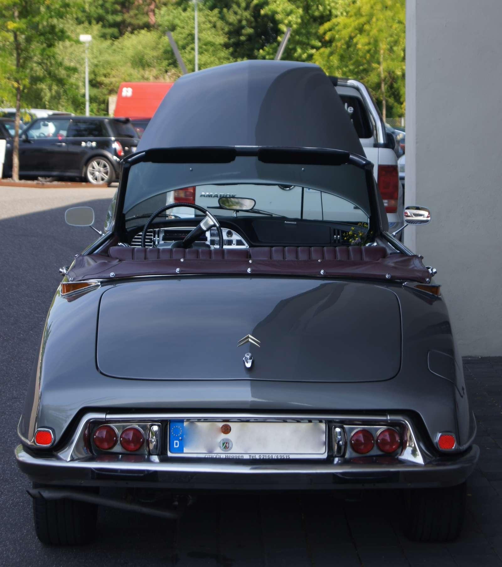 Citroën DS21 Cabriolet