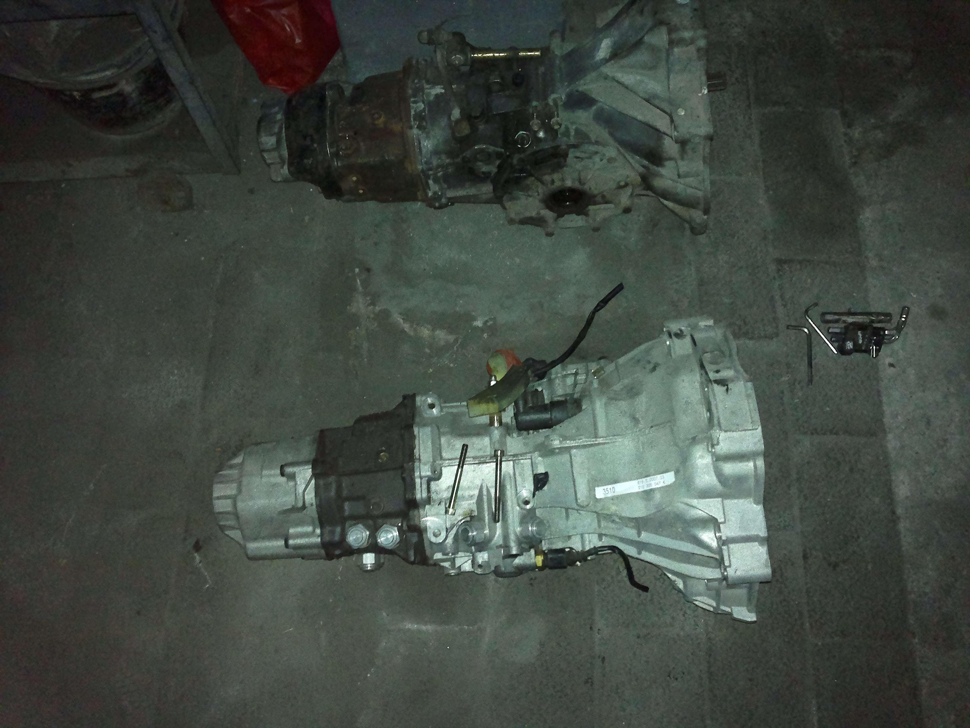 944 to passat 01E 6 speed gearbox conversion - Rennlist